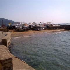 Photo taken at Porto di San Marco di Castellabate by Angelo R. on 6/30/2013