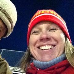Photo taken at Garry Berry Stadium by Luke on 3/22/2013