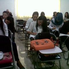 Photo taken at Universitas Prima Indonesia ( kampus II ) by adi j. on 6/27/2013