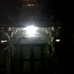 Photo taken at Kuil Shri Mariamman by adi j. on 1/27/2013
