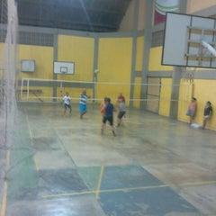 Photo taken at Vila Olímpica by Kennedy P. on 12/16/2013