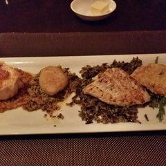 Photo taken at Tender Steak & Seafood by James on 5/31/2014