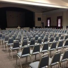 Photo taken at Faith Hall by D'wayne on 2/6/2014