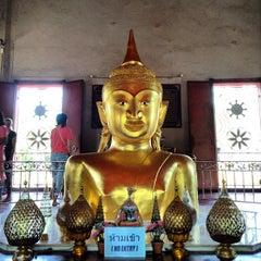 Photo taken at วัดพระทอง (หลวงพ่อพระผุด) (Wat Phra Thong) by Gunt A. on 2/28/2013
