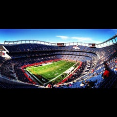 Photo taken at Sports Authority Field at Mile High by Mark T. on 12/2/2012
