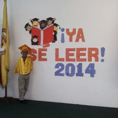 Photo taken at Colegio Loyola by Oliver J. on 6/4/2014