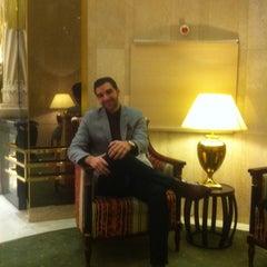 Photo taken at Hotel International by Laurentiu F. on 11/14/2013