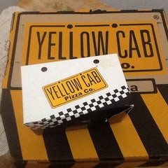 Photo taken at Yellow Cab Pizza Co. by MaRie A. on 10/12/2014