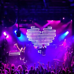 Photo taken at Irving Plaza by Mallorie R. on 7/1/2013