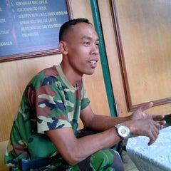 Photo taken at Pusat Pendidikan Kavaleri (PUSDIKKAV) by Eko S. on 7/29/2013