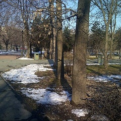 Photo taken at Parcul Eroilor by Emy F. on 1/16/2015