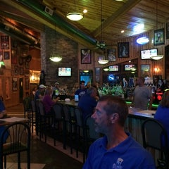 Photo taken at H. Toad's Bar & Grill by Mark G. on 10/25/2014