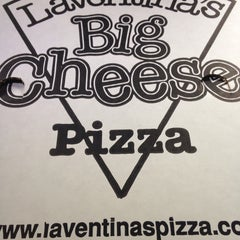 Photo taken at Laventina's Big Cheese Pizza by Stephaniee G. on 12/18/2014