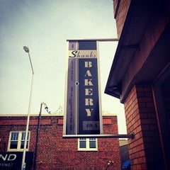 Photo taken at Shanks Bakery by Sam S. on 4/19/2014