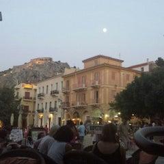 Photo taken at Το Κεντρικόν by Vangelis T. on 7/20/2013