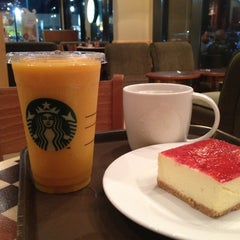 Photo taken at Starbucks Coffee by Abdulrahman A. on 10/18/2012