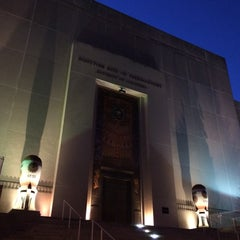 Photo taken at DC Scottish Rite Temple - Valley of Washington, Orient of the District of Columbia by Armie on 1/13/2015