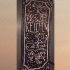 Photo taken at Ketchum Global Headquarters by Doris Christina on 7/8/2015