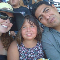 Photo taken at California Rodeo Salinas by Laura M. on 7/21/2013