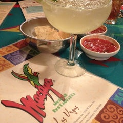 Photo taken at Macayo's Mexican Kitchen Tropicana by Monica C. on 12/17/2012