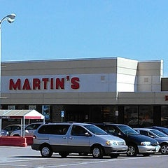 Photo taken at Martin's Food Market by Mitch E. on 6/15/2013