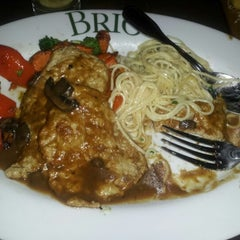 Photo taken at Brio Tuscan Grille by David R. on 11/18/2012