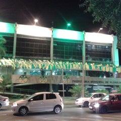 Photo taken at Prefeitura Municipal de Petrolina by Mauro P. on 6/18/2014