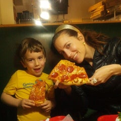 Photo taken at Palisades Pizzeria & Clam Bar by Trevor M. on 3/16/2013