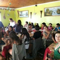 "Photo taken at Restaurant ""La Playa"", El Quisco by Jaime C. on 12/3/2013"