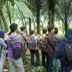 Photo taken at Teaching Farm Cikabayan by YuiUnixs T. on 3/11/2014