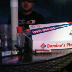 Photo taken at Domino's Pizza by Esti E. on 10/20/2012