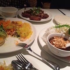 Photo taken at Mylan Restaurant by Elle W. on 9/23/2014
