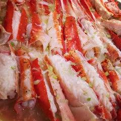 Photo taken at Kirin Seafood Restaurant by Cheryl K. on 10/18/2013