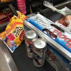 Photo taken at C-Town Supermarkets by Zach T. on 1/26/2015