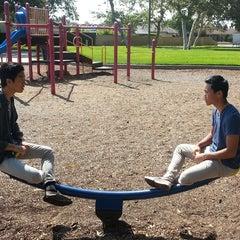 Photo taken at Friendship Park by Grace K. on 7/26/2013