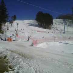 Photo taken at Thunder Ridge Ski Area by David S. on 3/9/2013