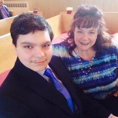 Photo taken at St. Joseph Catholic Church by Maria P. on 5/4/2014