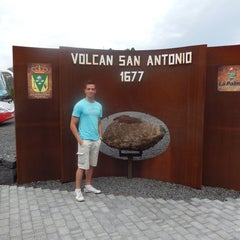 Photo taken at Volcán de San Antonio by Victor L. on 10/19/2013