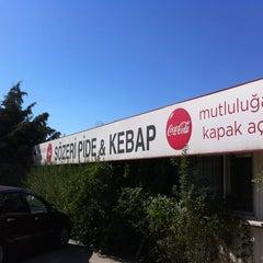 Photo taken at Sözeri Pide Evi by Naci Tayyip O. on 9/7/2013