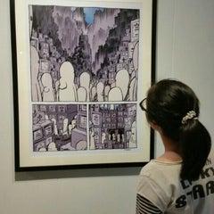 Photo taken at Vargas Museum by Samantha Erika G. on 8/13/2015