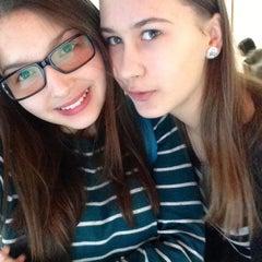 Photo taken at Школа №1387 by NataliRastafari on 12/5/2014