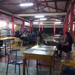 Photo taken at Resto PKL Mrican by Lia n. on 7/20/2014
