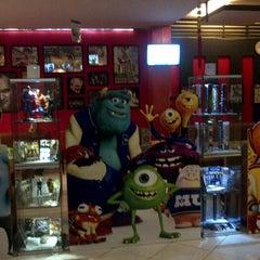 Photo taken at Moviebox Seturan by Lia n. on 3/13/2014