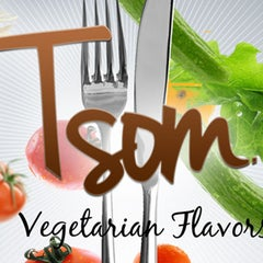 Photo taken at Tsom Vegetarian Flavors by Tsom Vegetarian Flavors on 7/25/2013