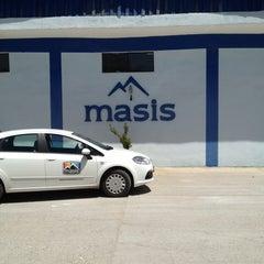 Photo taken at Masis Boya by Cüneyt K. on 7/26/2013