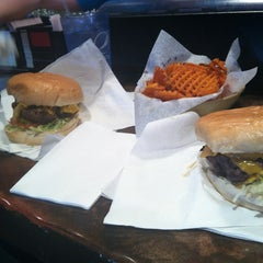Photo taken at Stella's Hamburgers by Beth R. on 4/3/2013