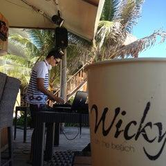 Photo taken at Wicky's by Kurt W. on 7/27/2013