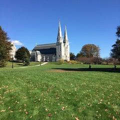 Photo taken at Butler Annex by David M. on 10/26/2014