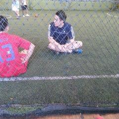 Photo taken at Pola Bugar Sports Club by Nathan A. on 8/24/2013