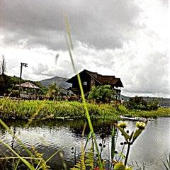 Photo taken at Tondano by Cherish R. on 1/10/2015